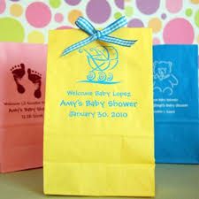 baby shower gift bags baby shower gift bags my practical baby shower guide
