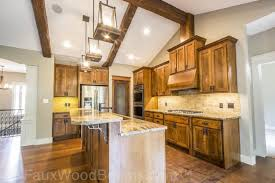 vaulted kitchen ceiling ideas 15 faux wood ceiling beam ideas photos