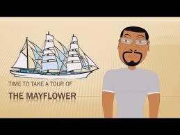 tour of the mayflower thanksgiving for educational