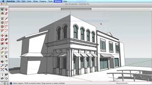 sketchup training series match photo part 1 youtube