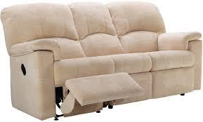 3 seater recliner sofa g plan chloe fabric 3 seater recliner sofa rhf 3 seater sofas