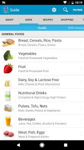 monash uni low fodmap diet android apps on google play
