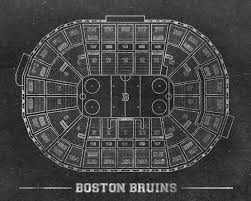 td garden floor plan vintage print of td garden seating chart free shipping boston