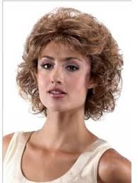 light brown curly hair fashionable beauty short curly hair wig light brown free size price