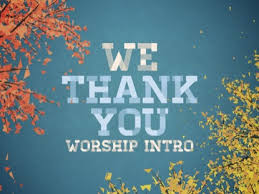 worship intros and welcome for church worship