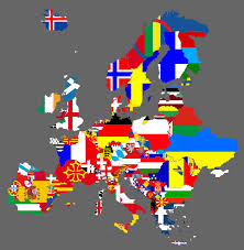Ethnic Map Of Europe map of europe if all separatist movements were successful 2815 x
