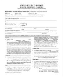printable agreement forms 23 free documents in word pdf