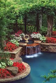 30 beautiful backyard ponds and water garden ideas backyard