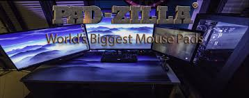 Comfortable Mouse Pad Mousepads Cool Pad Zilla World U0027s Biggest Mouse Pads Create