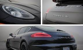 porsche panamera turbo executive 2014 porsche panamera turbo executive test review car and driver