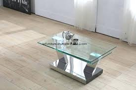 Glass Top Coffee Tables And End Tables Glass Coffee And End Table Set Glass Top Coffee Table Sale Doozie Me