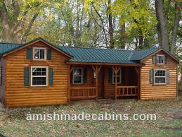 the mother in law cottage amish made cabins amish made cabins cabin kits log cabins