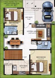 vastu south facing house plan duplex house plans 30x50 south facing homes zone