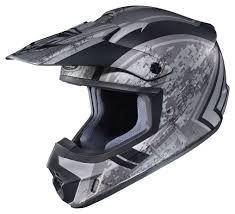 neon motocross gear hjc cs mx 2 squad helmet revzilla
