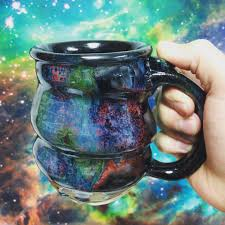 cosmic mugs pottery inspired by nasa u0027s hubble space telescope