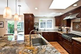 Countertops For Kitchen Choosing A Countertop Contractor For Natural Stone Countertops