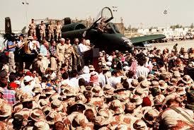 flashback to 1991 kuwait freed iraqis crushed indybay
