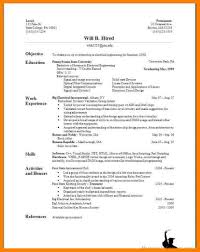 Emt B Resume How To Set Out A Resume Australia Free Resume Example And