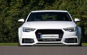 audi a4 tuner preview audi a4 b9 rs4 wide by tuningblog eu