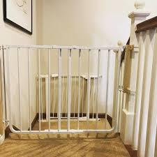 Child Proof Gates For Stairs Best Gate For Top Of Stairs Baby Safe Homes