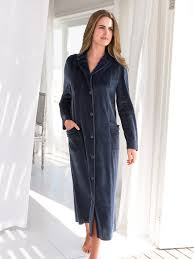 Robe De Chambre Soie Femme by Robe De Chambre Velours Noir Sur Le Web
