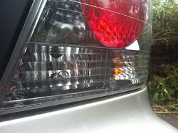 lexus is300 tail lights need help identifying this oem tail light lexus is forum