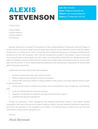 Acting Resume Cover Letter Example Sample Cover Letter For Creative Job Gallery Cover Letter Ideas