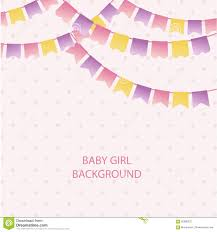 baby shower abstract background stock illustration image