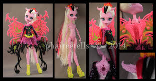 Monster High Halloween Costumes Frankie Stein by Monster High Freaky Fusion Bonita Femur Details By Phairee004