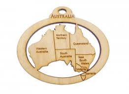 australia ornament charleston ornaments handcrafted and