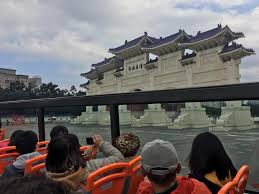 bureau vall馥 guing taipei sightseeing decker another way to experience