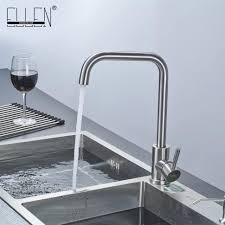 commercial style kitchen faucet kitchen single handle kitchen faucet gooseneck faucet 3 hole