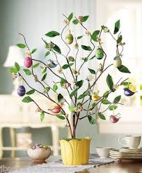 easter ornament trees happy easter 2017