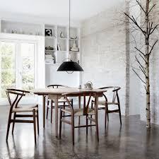 interesting wishbone chair black images decoration ideas