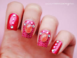 cute nail polish designs to do at home