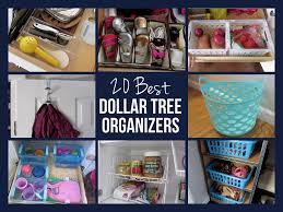 20 best dollar tree organizers youtube