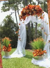 d coration mariage décoration mariage automne pour une journée magique