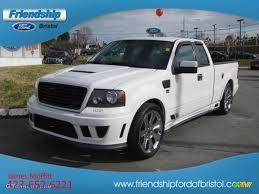 ford f150 saleen truck for sale 2007 oxford white ford f150 saleen s331 supercharged supercab