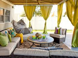 pictures of outdoor patio curtains romantic outdoor patio