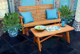 Solid Wood Patio Furniture by Patio Furniture Outdoor Furniture Lone Star Structures