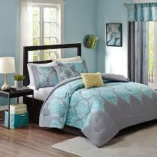 enthralling 8 piece blanca aqua comforter set queen 5 to alluring