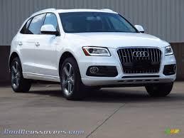 Audi Q5 Diesel - audi q5 2014 white