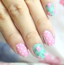 50 spring nail art ideas to spruce up your paws vintage nails