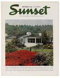 Dan Gregory The Passing Of An Era Sunset Magazine U0027s Campus Sold Custom Home