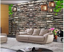 3d Wallpaper For Living Room by Online Get Cheap 3d Stone Wallpaper Aliexpress Com Alibaba Group