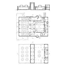 Catholic Church Floor Plans Pastoor Van Ars Church By Aldo Van Eyck Gda Pinterest