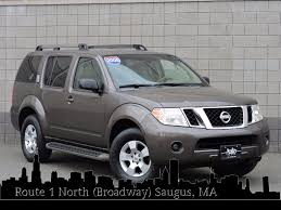nissan 2008 used 2008 nissan pathfinder leather at saugus auto mall