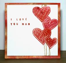 bonjour scrap kids craft for mother u0027s day with step by step