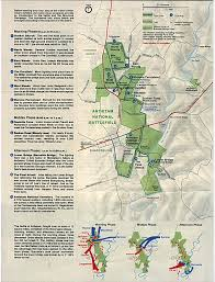 Georgia State Parks Map by National Historic Sites Memorials Military Parks And Battlefield