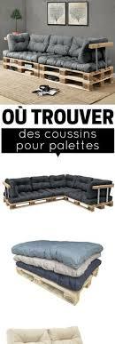 ou trouver des coussins pour canapé canape palette coussin meubles thequaker org